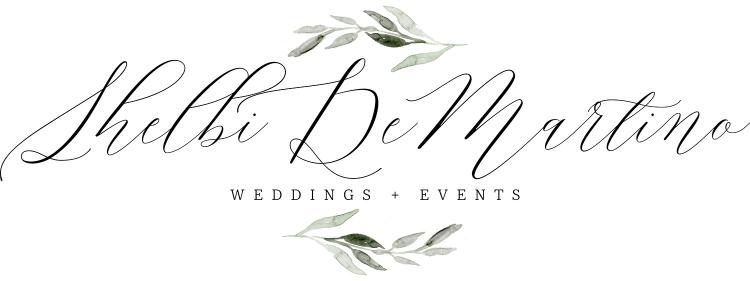 Shelbi DeMartino Photography logo